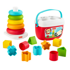 Fisher Price Eco Friendly Gift Set, darilni set 2 kos, FPTOY16