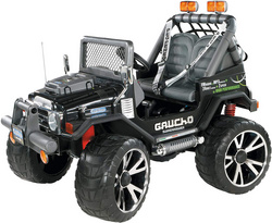 PEG PEREGO Gaucho SuperPower 24V, 9501041
