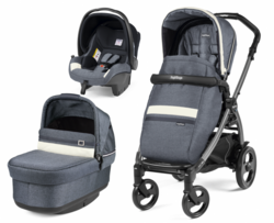 PEG PEREGO POP UP SL Modular  Luxe Mirage  BOOK  51 Titania, 4020904J