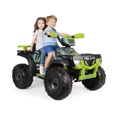 PEG PEREGO Polaris Sportsman 850 24V Lime 9501017