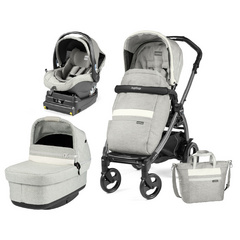 PEG PEREGO POP UP i -Size Modular Book 51 Titania Luxe Pure 4022901J