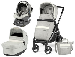 PEG PEREGO POP UP i-Size Modular Luxe Pure Book S51 Titania 4022901K