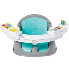 Infantino Music & Lights 3-in-1 Discovery Seat & Booster, stolček z glasbo INFFED01
